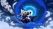 ASW-G-08 Gundam Barbatos (5th Form-Ground Type) (Episode 23) - Wrench Mace