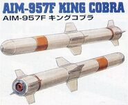 GAT-333 - Raider Full Spec - AIM-957F King Cobra Missile