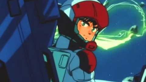 399 AMX-003 Gaza C (from Mobile Suit Gundam ZZ)