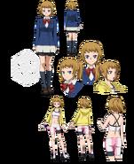 Fumina Hoshino Character Sheet
