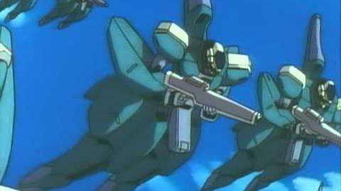 278 NR-001 Balient (from After War Gundam X)