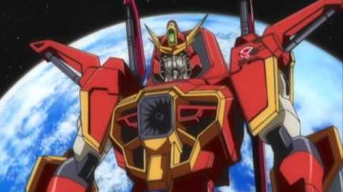 378 GAT-X133 Sword Calamity Gundam (from Mobile Suit Gundam SEED Astray)
