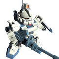 Unit br gundam ez8 180mm cannon