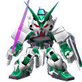 Unit b astray green frame