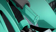 AEU Enact Sonic Blade Forearm Storage