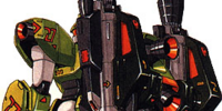 RGM-122 Javelin Mega Spear Loading Type