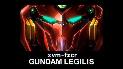 MSAG33 GUNDAM LEGILIS ZEHEART COLOR (from Mobile Suit Gundam AGE)