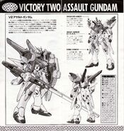 V2 Assault Gundam0