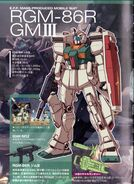 RGM-86R GM III - SpecTechDetailDesign