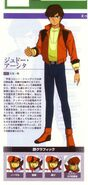 Judau Ashta Character Summary