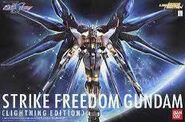 Gundam Strike Freedom
