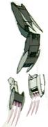 AGE-2 Wolf - Beam Claw