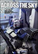 Gundam Unicorn Side Story U.C. 0094 Across The Sky - Vol.2