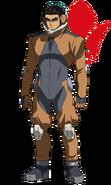 Akihiro pilot suit