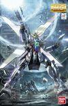 MG Gundam X Boxart