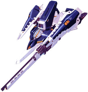 ORX-005 Gaplant TR-5 Mobile Armor Mode