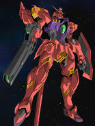 Gundam Legilis version Memory of Eden 001