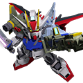 Unit s perfect strike gundam