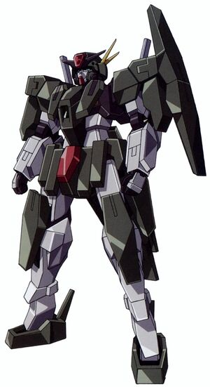 GN-006 - Cherudim Gundam - Front View