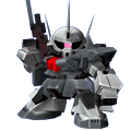 Unit br zaku iii mouth beamgun