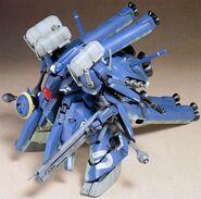 Xeku Zwei Model Kit0