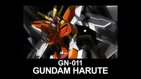 MS0W03 GUNDAM HARUTE (from Mobile Suit Gundam 00 Theatrical Edition)