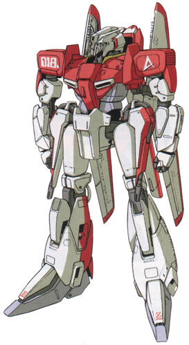 Front (Amuro Ray colors)