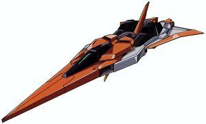 GN-007 - Arios Gundam - MA View