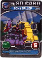 SD-97 EV Dom & Gallop