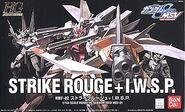 Hg strike rouge