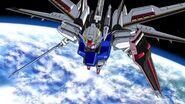 Ootori Strike Rouge Kira Yamato Custom 019