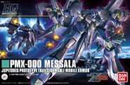 HGUC-Messala - box art