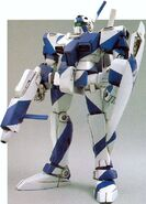 Model Kit RS-82B-R GM II Custom Front View