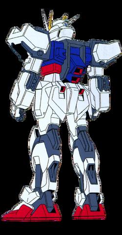 File:Strike Gundam back.png