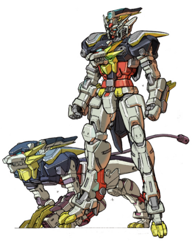 File:Gundam Leon Lineart.png