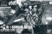 HG Hi-ν Gundam Influx
