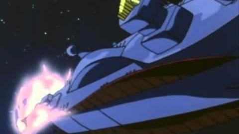 226 MAN-08 Elmeth (from Mobile Suit Gundam)