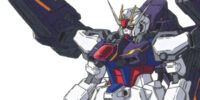 GAT-X105+P204QX Lightning Strike Gundam