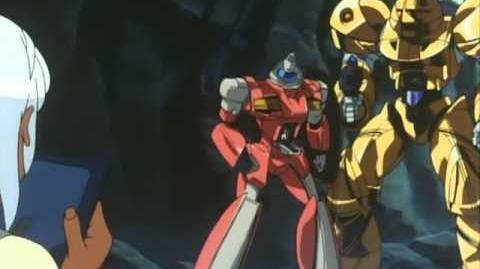 236 SPA-51 Cannon Illfuto (from Turn A Gundam)