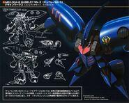 AMX-004-2 Qubeley Mk-II Designs