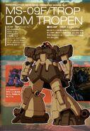 MS-09FTROP Dom Tropen - SpecTechDetailDesign