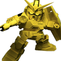 Unit b golden gundam