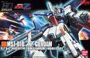 HG MSZ-010 ZZ Gundam Boxart