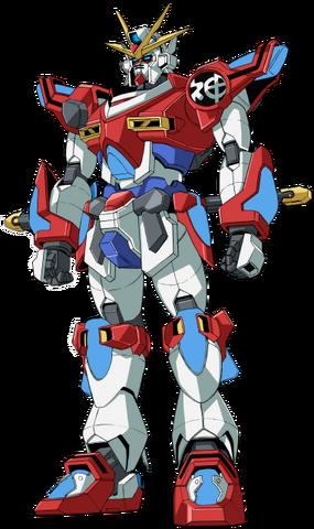 File:Kamiki Burning Gundam Front.png