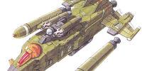 G-Fighter Assault Landing Type