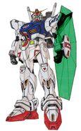 RX-99 Neo Gundam Front Green BS 2