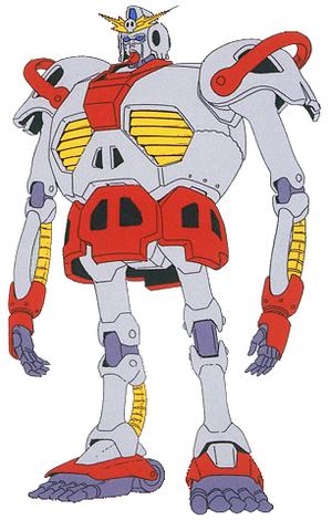GF13-047NMA Skull Gundam Front