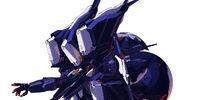 RX-124 Gundam TR-6 (Queenly) Full Armor Form