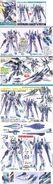 Gundam 1 100 Scale Model Kit - Vent Saviour Gundam LV-ZGMF-X23S