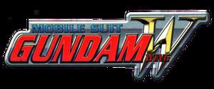 Gundam Wing logo